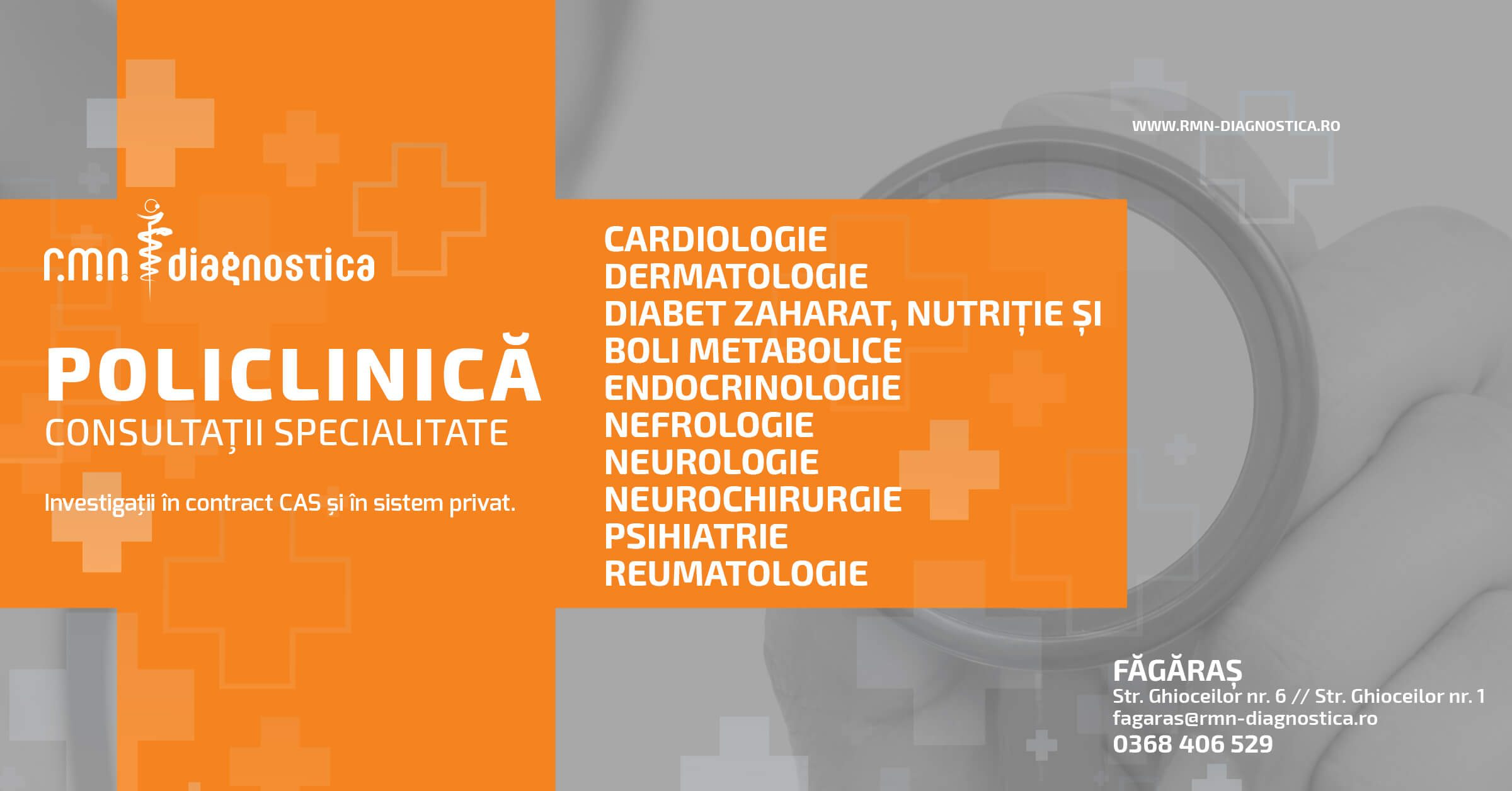 Centru medical integrat RMN Diagnostica